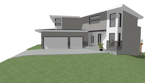 Patterson Heights 1 New Modern Suburb Home Kubix