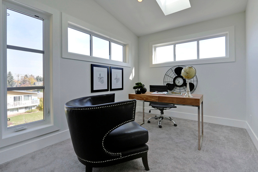 calgary modern home builder