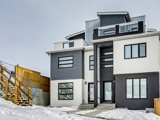 Build a One-of-a-Kind Home in Calgary's Inner City