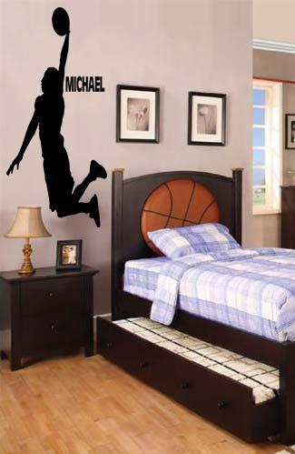 Custom Basketball Dunk