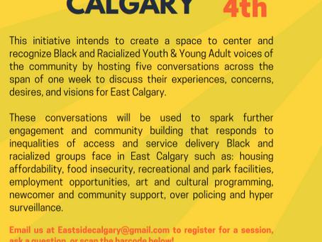 Radical Community Building in East Calgary
