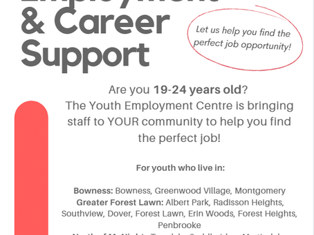 Employment and career support