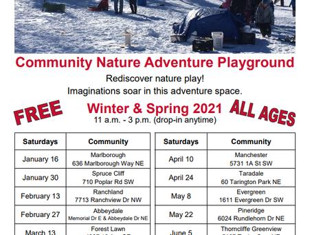 Community Nature Adventure Playground