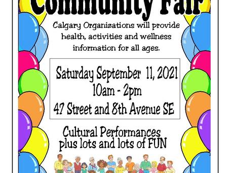 East Calgary Community Fair