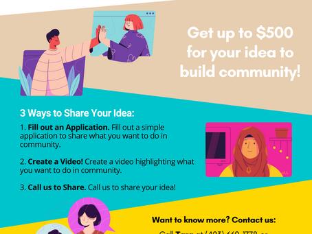 Activate GFL: Community Grants