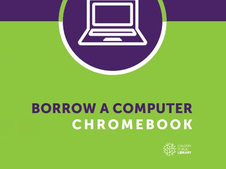 Borrow A Computer