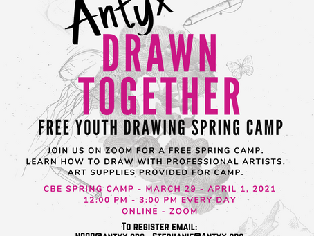 Antyx Drawn Together