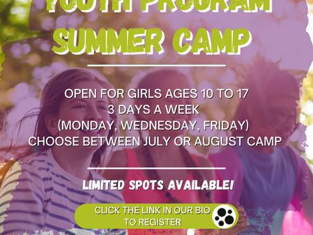 CIWA  youth Summer camps