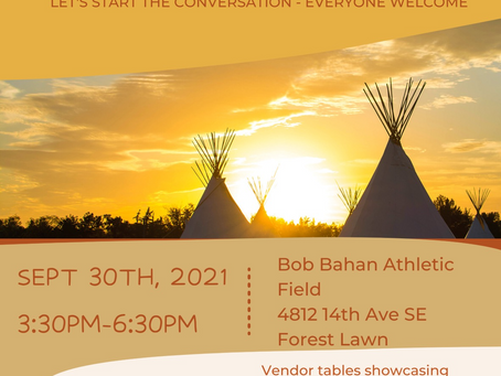 Truth & reconciliation in the work - Memorial Gathering Thu Sept 30 3:30-6:30pm