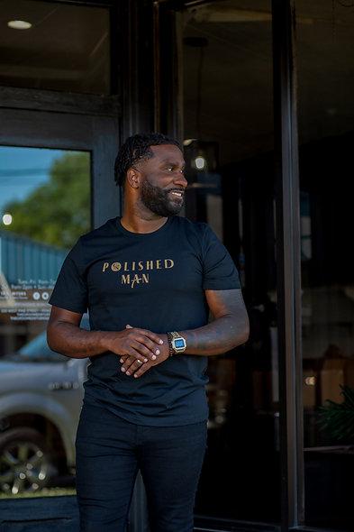 Polished Man T-Shirt