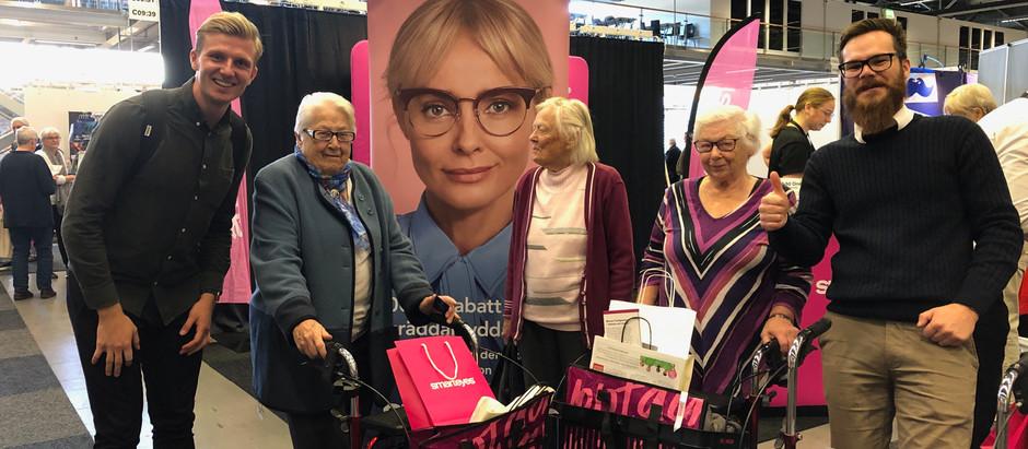 Seniormässan 2019 i Stockholm