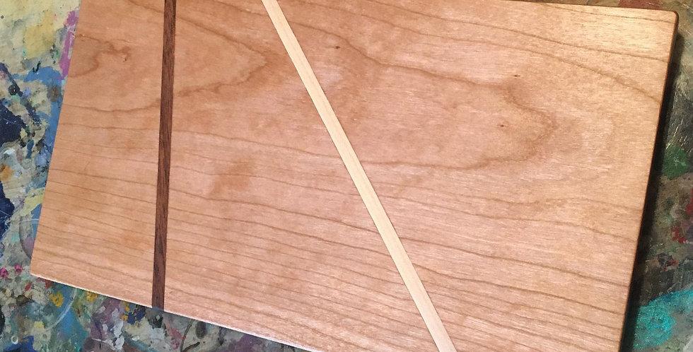 Planche à découper 7x10 en cerisier