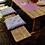 Thumbnail: Table pic-nic fini rustique