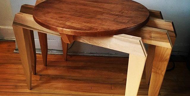Table Basse Araignée
