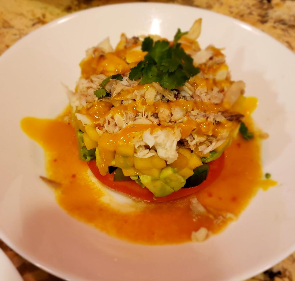 Crab Bistro Stack