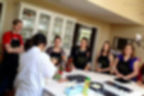Bridal Shower Bachelorette Cooking Class