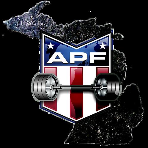 2021 Michigan APF State Meet Entry