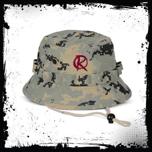 """Revolt """"R"""" Bucket Hat"""