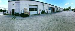 Garage Door & Back Alley