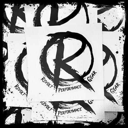 """Revolt Decal 6"""""""