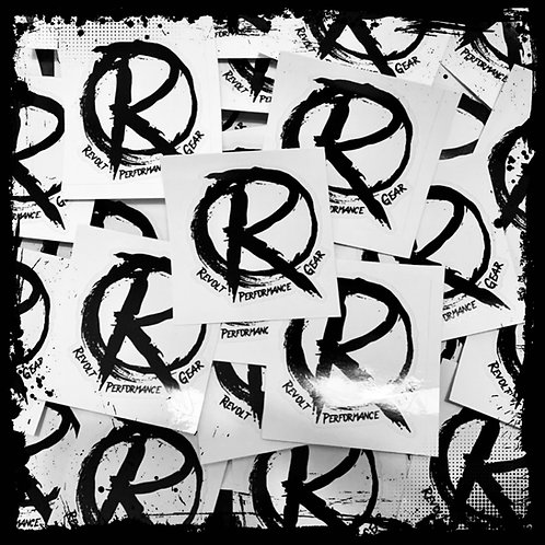 Revolt Decal 3""
