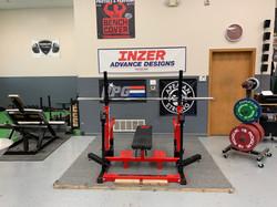Combo Rack - Squat Bench