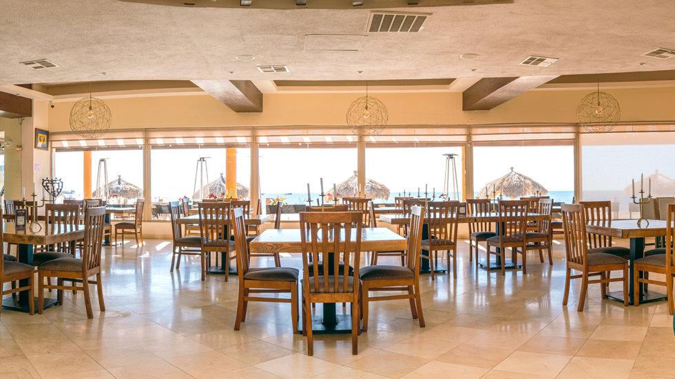 restaurante cielito lindo puerto peñasco interior mar