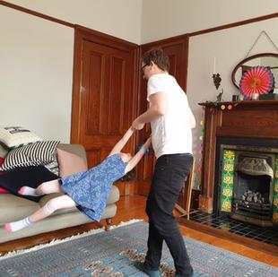 Harry and Poppy