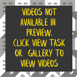 Videos are not viewable in preview_