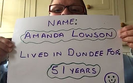 How long have you lived in Dundee?
