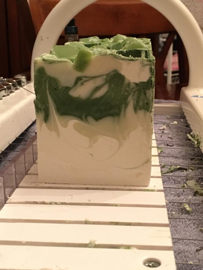 Lemongrass Mojito