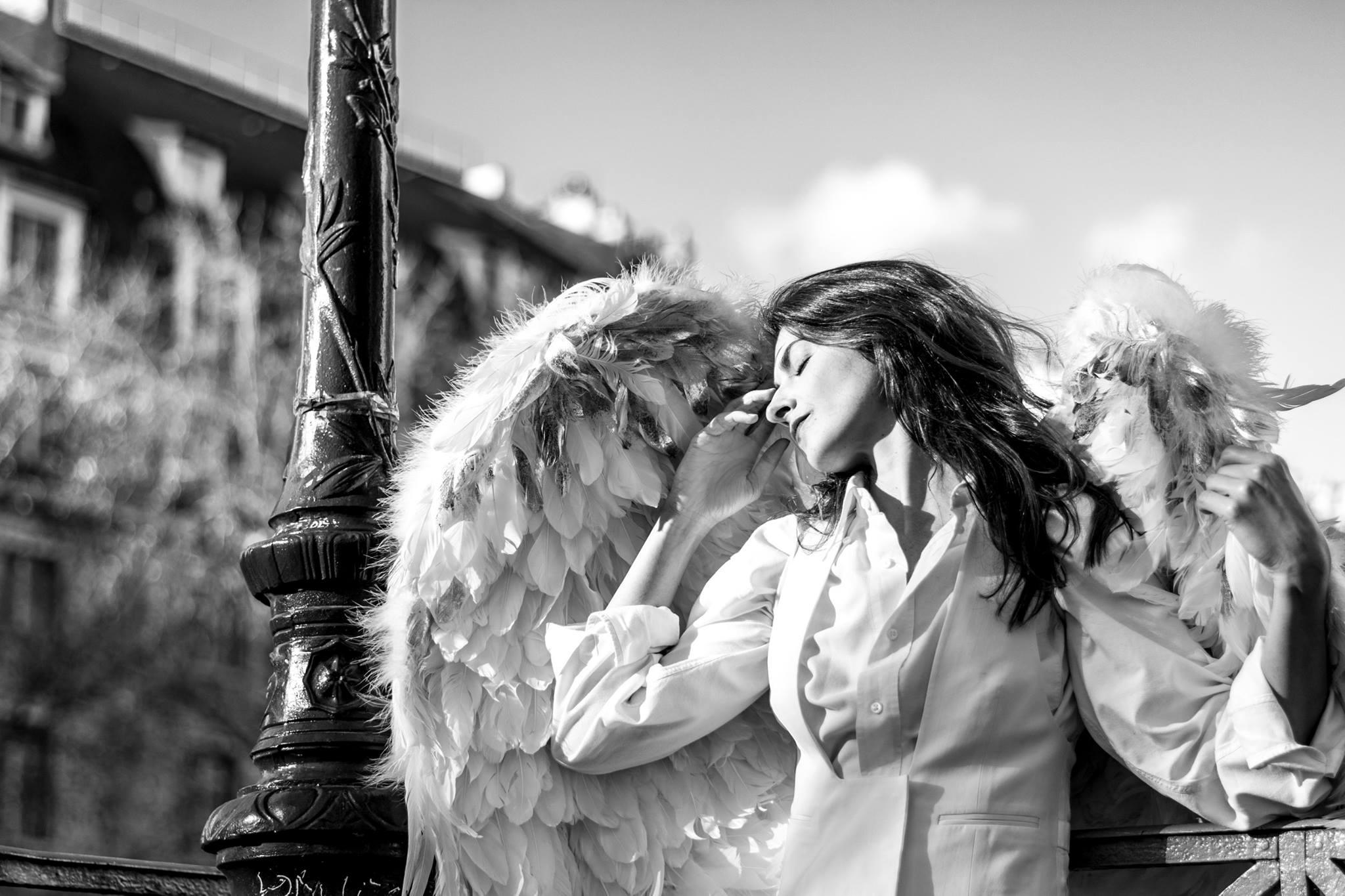 """""""Un Ange à Paris"""" - 3"""