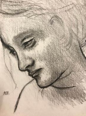Renaissance type sketch