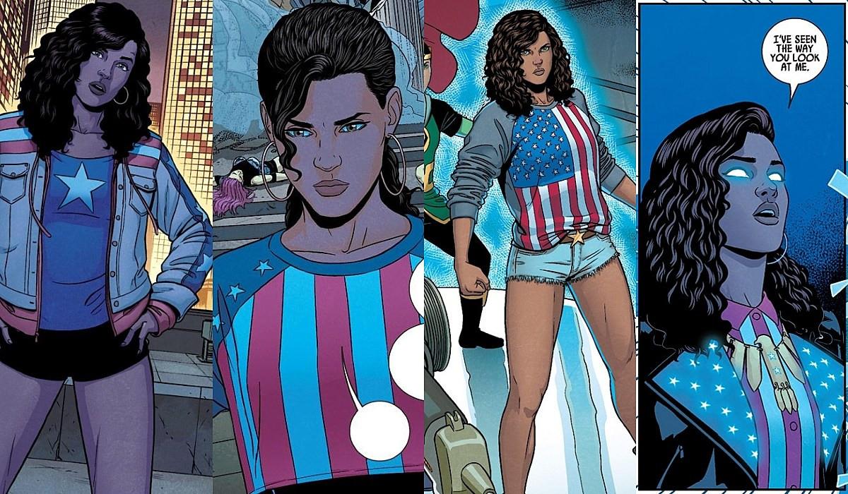 America Chavez Costumes