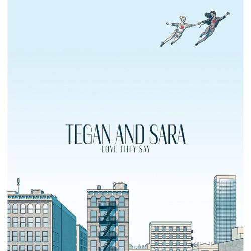"""Tegan & Sara - Secret 7"""" project"""