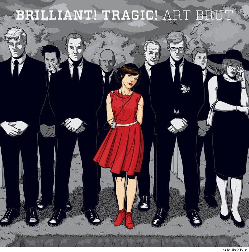 Art Brut album art