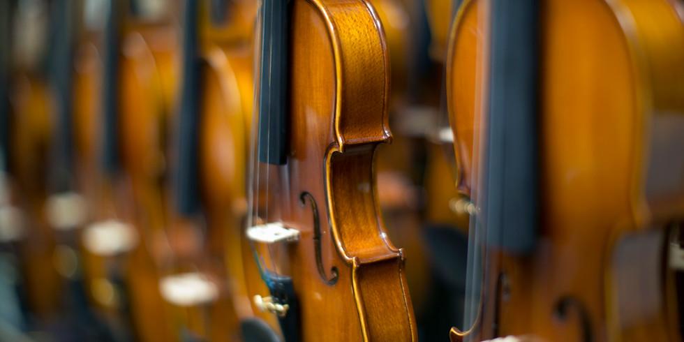 Viiuli mängud 10 aastat