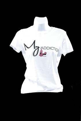 My Shoe Addiction T-Shirt