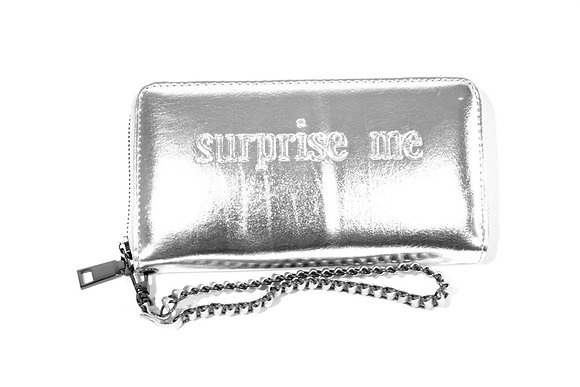 Surprise Me Zipper Wallet