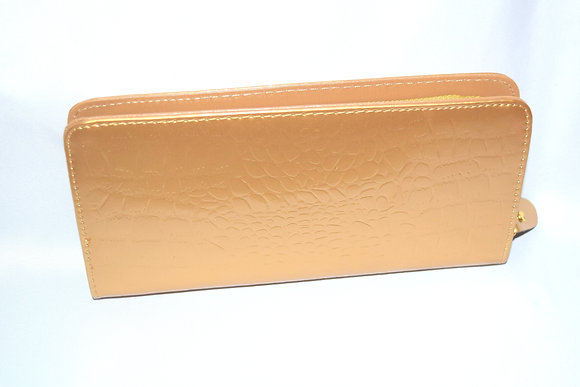 Like It's Golden Zipper Wallet