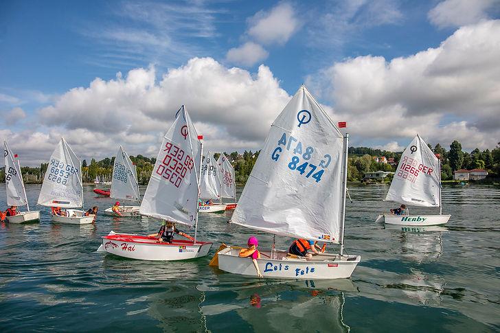 Aktiv Wassersport Segelcamp Konstanz