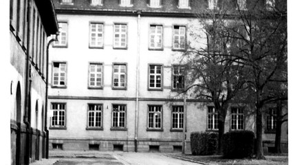 Jägerkaserner Mannschaftsgebäude