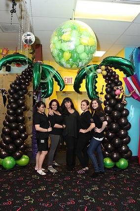 Enchanted Designs team members