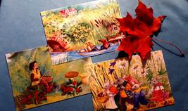 Postikortteja näytelmistä