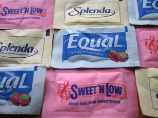 Why You Should Avoid Artificial Sweeteners pt. 1 - The Gephart Strength Monday Minute - video (with