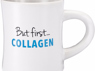 The Importance Of Collagen! The Gephart Strength Monday Minute - video (with full transcript)