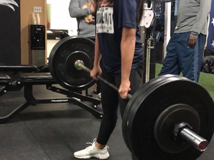 The Five Laws Of Strength Training - Especially Important For Youth Athletes