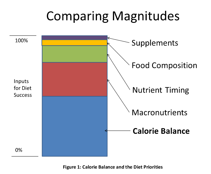 Calorie Balance And The Diet Priorities