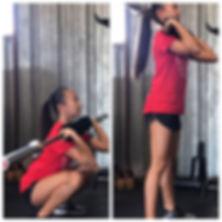 front squat is best for athlete development