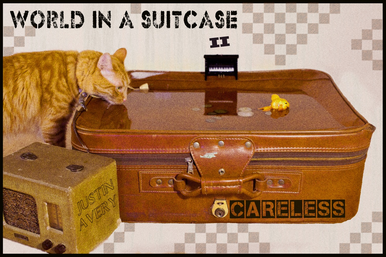 Careless featuring BOWIE the CAT